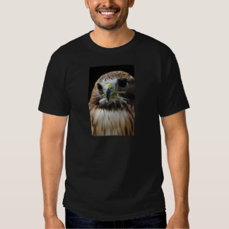Red Tail Buzzard T Shirt
