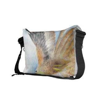 Red Tail Hawk Courier Bag