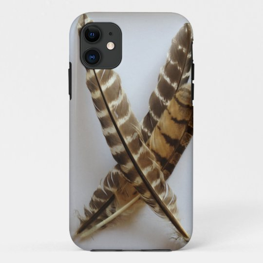 Red Tail Hawk Feather Iphone5 Cell Phone Case Zazzle Com