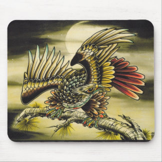 """""""Red Tail Hawk"""" Mouse Pad"""