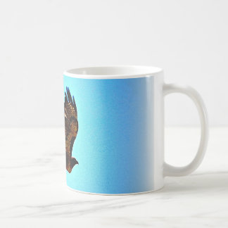 Red Tail Hawk Picture Coffee Mug