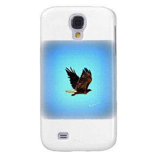 Red Tail Hawk Picture Samsung S4 Case