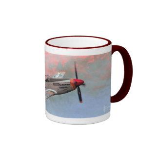 Red Tail Mug