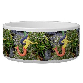 red-tail sirena mermaids bowl