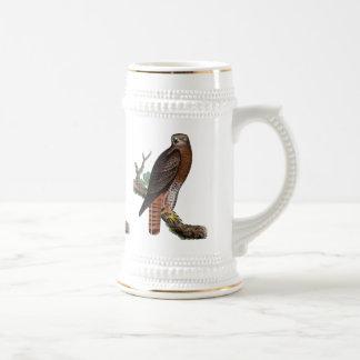Red-tailed Black Hawk Coffee Mug