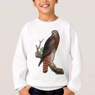 Red-tailed Black Hawk Sweatshirt