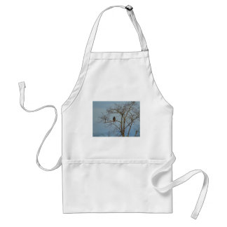 Red Tailed Hawk Adult Apron