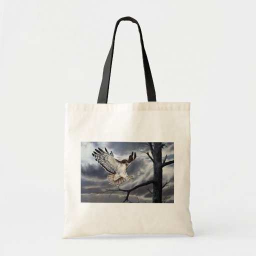 Red-tailed hawk bags