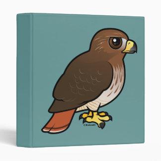 Red-tailed Hawk Binder