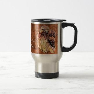 Red Tailed Hawk - Bird Mug