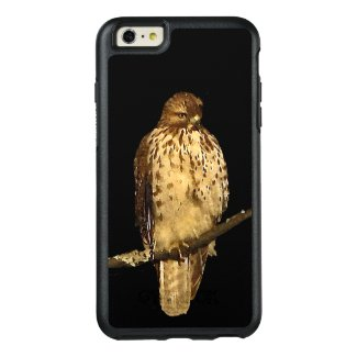 Red Tailed Hawk Bird OtterBox iPhone 6 Plus Case