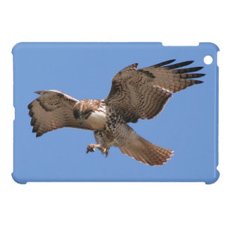 Red Tailed Hawk Bird Raptor Wildlife Animals Cover For The iPad Mini
