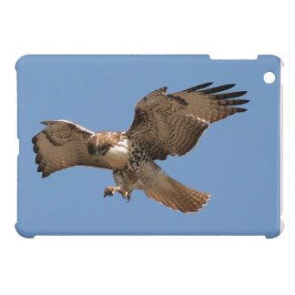 Red Tailed Hawk Bird Raptor Wildlife Animals iPad Mini Case