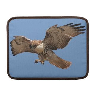 Red Tailed Hawk Bird Raptor Wildlife Animals MacBook Air Sleeve