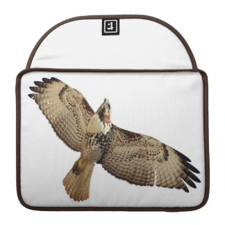 Red Tailed Hawk Bird Raptor Wildlife Animals MacBook Pro Sleeve