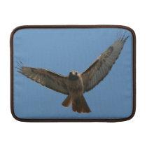 Red Tailed Hawk Bird Raptor Wildlife Animals Sleeve For MacBook Air