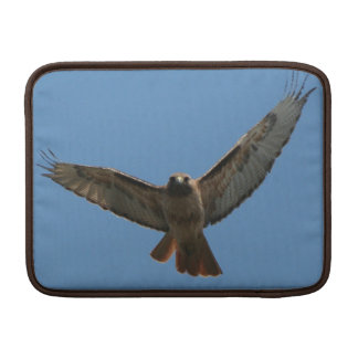 Red Tailed Hawk Bird Raptor Wildlife Animals Sleeve For MacBook Air