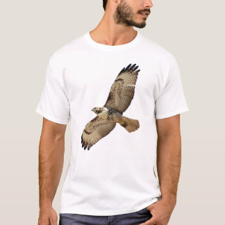 Red Tailed Hawk Bird Wildlife T-Shirt