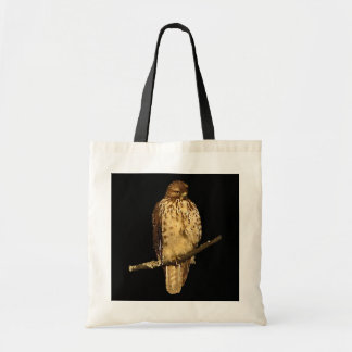Red Tailed Hawk Budget Tote Bag