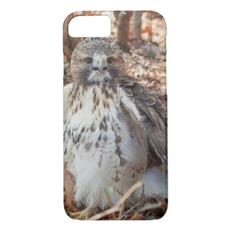 Red Tailed Hawk Doubled iPhone 7 Case