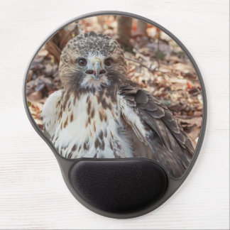 Red Tailed Hawk Gel Mouse Pad