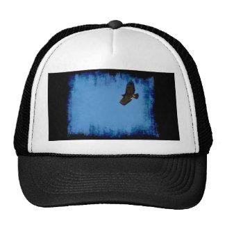 Red Tailed Hawk in Flight Trucker Hat