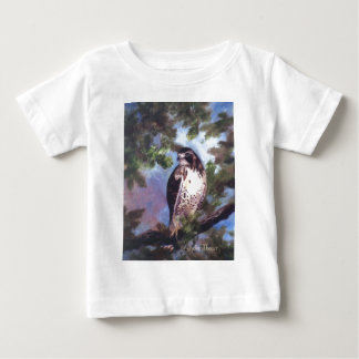 Red Tailed Hawk Infant Tshirt