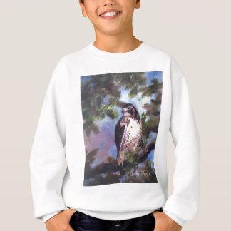 Red Tailed Hawk Kids Sweatshirt