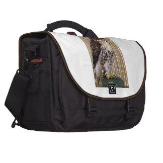 Red-Tailed Hawk Laptop Messenger Bag