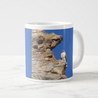 Red Tailed Hawk Large Coffee Mug