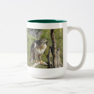 Red Tailed Hawk Mug