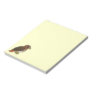 Red-tailed Hawk Note Pads