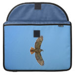Red-Tailed Hawk Photo Sleeve For MacBooks