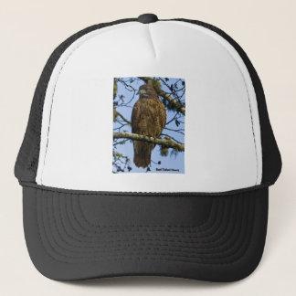 Red Tailed Hawk Photo Trucker Hat