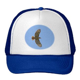 Red-Tailed Hawk Photo Trucker Hat
