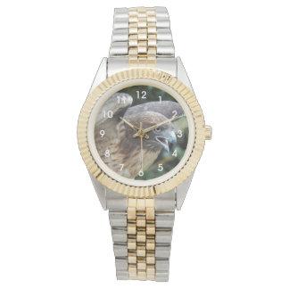 Red-tailed Hawk Photo Wrist Watch