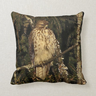 Red Tailed Hawk Pillows