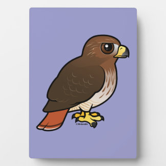 Red-tailed Hawk Plaque
