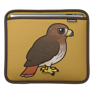 Red-tailed Hawk Sleeve For iPads