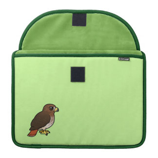 Red-tailed Hawk Sleeve For MacBook Pro