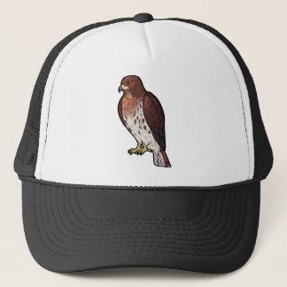 Red-Tailed Hawk Trucker Hat