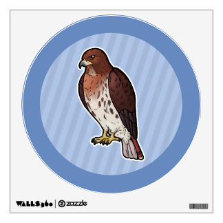 Red-Tailed Hawk Wall Sticker