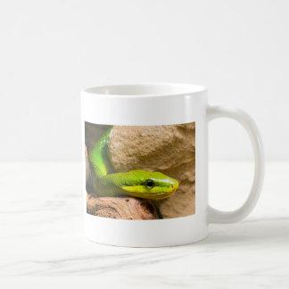 Red Tailed Racer Mug