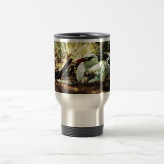 Red-tailed Tropicbird and Chick Mugs