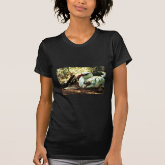 Red-tailed Tropicbird and Chick Tshirts