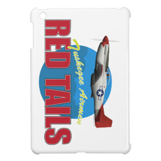 Red Tails Tuskegee Airmen iPad Mini Cover