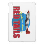 Red Tails Tuskegee Airmen with P-51 iPad Mini Covers