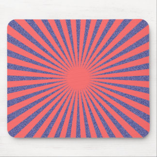 Red Target - Mouse Pad