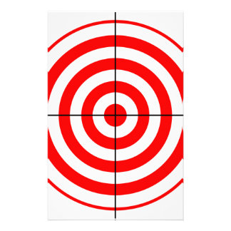 Red Target Stationery