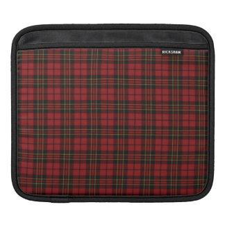 Red Tartan iPad Sleeve